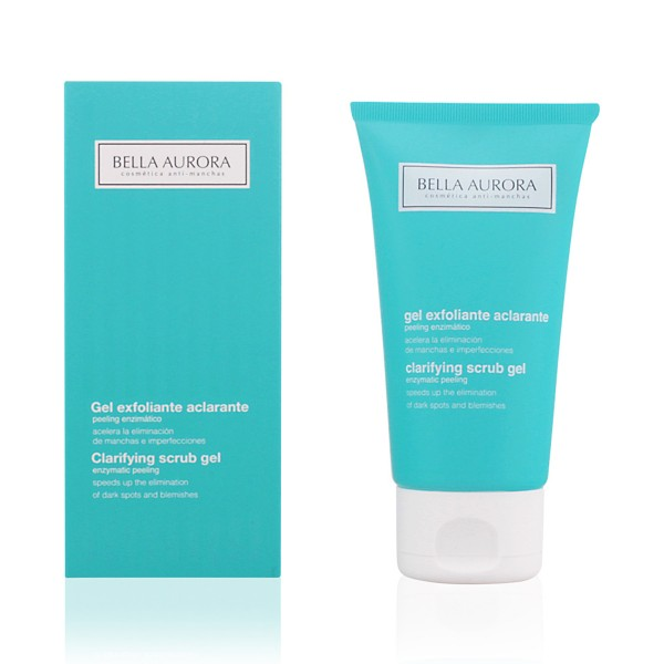 Bella aurora gel exfoliante 75ml