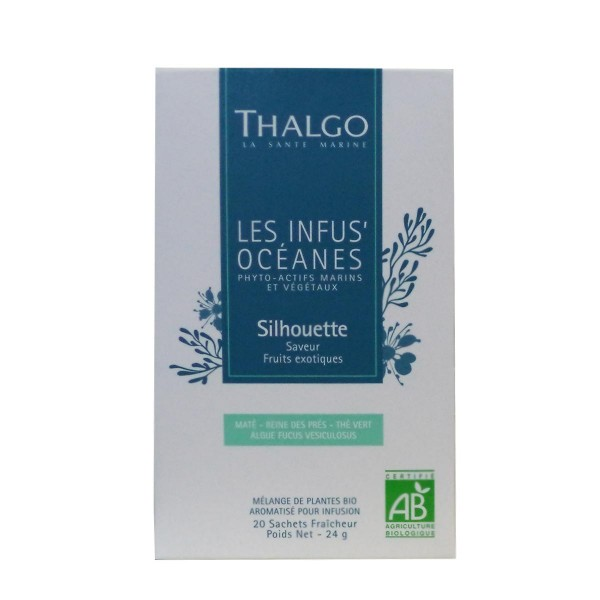 Thalgo les infus'oceanes silhouette 20ud.