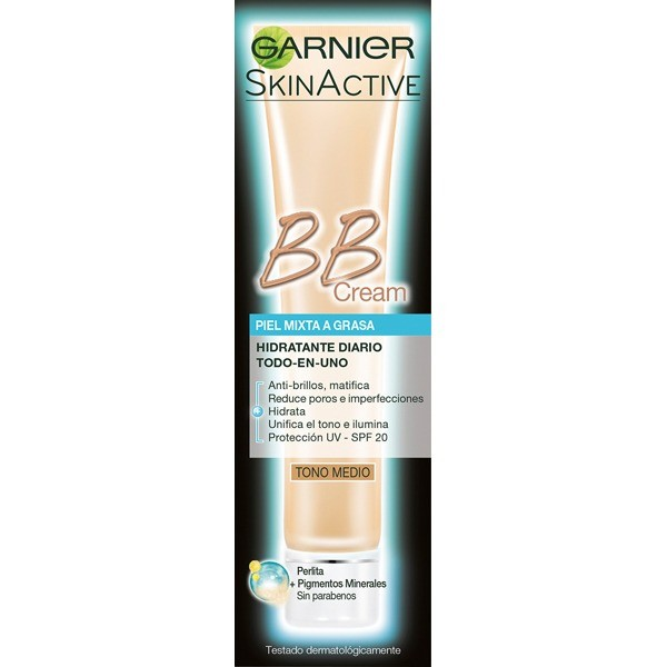 Garnier BB Cream Piel Mixta Matificante 40 ml