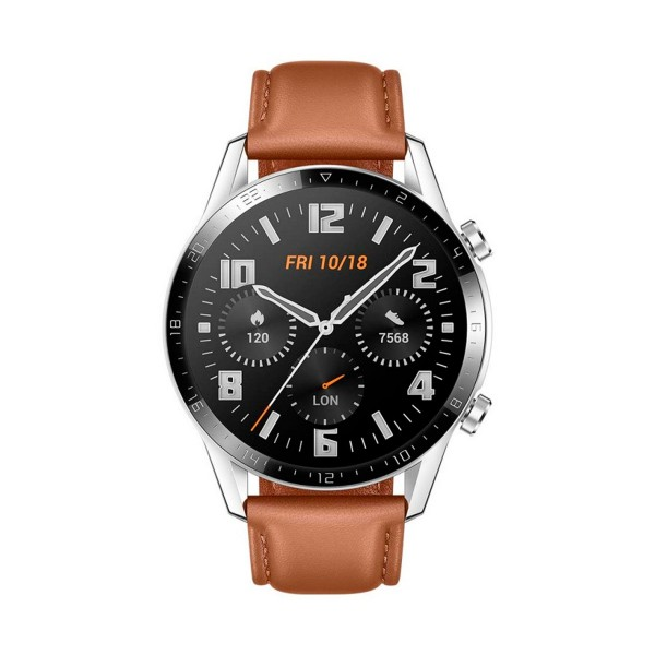 Huawei watch gt 2 classic edition 46mm smartwatch táctil amoled 1.39'' gps 5atm